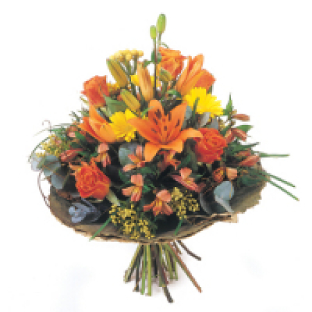 Beautiful Bouquet of Autumn blooms