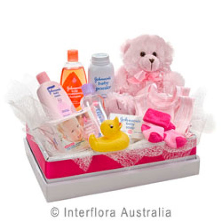 baby box of goodies